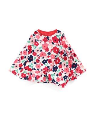 花・さくらんぼ柄パジャマ