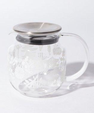 茶漉し付き耐熱ポット/マッティ・ピックヤムサ