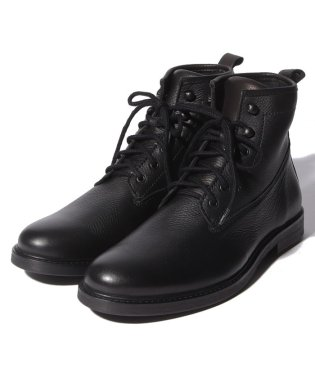 CU17 BOOTS レザーレースアップブーツ