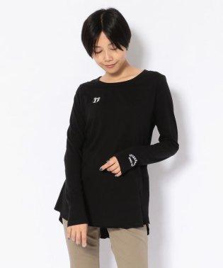 【直営店限定】チュニック インナー T-シャツ/TUNIC INNER T-SHIRT