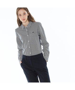 カットソーボタンシャツ(長袖)