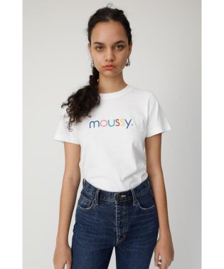 VARIOUS COLORS MOUSSY Tシャツ