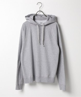 SAVE KHAKI UNITED HEAHTHER FLEECE HOODED PULLOVER