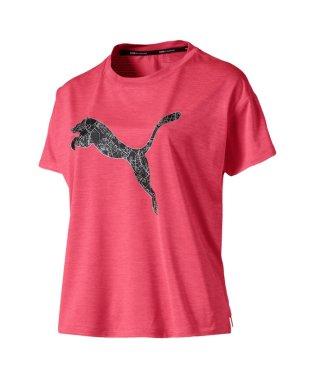 プーマ/レディス/LAST LAP ロゴ SS Tシャツ
