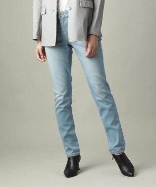 【ウォッシャブル】ストレッチデニムパンツ(evex jeans)