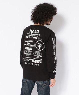 USアーミー プリント クルーネック Tシャツ/US ARMY PRINT CREW NECK T-SHIRT