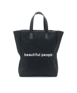 ビューティフルピープル トートバッグ beautiful people shape memory canvas tote 通学 通勤 日本製 レディース 193