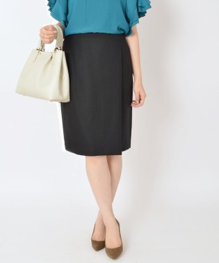 【SHIPS for women】(2936)WD:WOOL SETUP SK