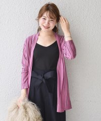 【SHIPS for women】(2635)WD:WL/SLK MID CD STRIP