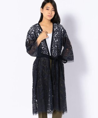 【SHIPS for women】assiette:LACE ROBE