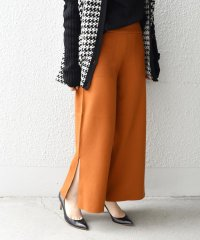 【SHIPS for women】(3253)PSO:Pocket Flair Knit Pt
