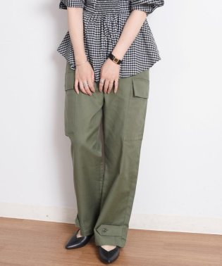 【SHIPS for women】(1927)WC:CARGO PANTS