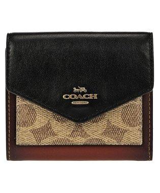COACH F32610 三つ折り財布