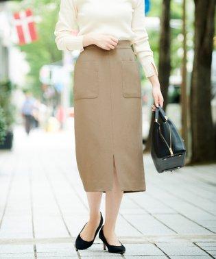 ポケットツキイージータイトスカート