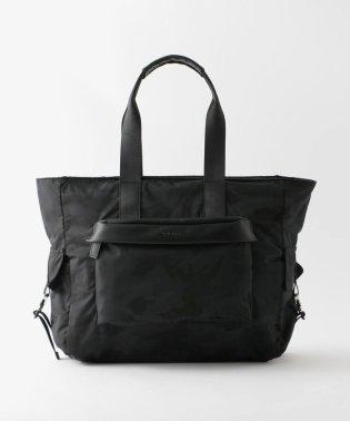 【Safari10月号掲載】カモフラコンビ トートバッグ