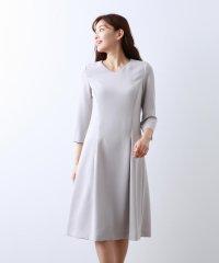 【Sサイズ~】トリアセテートストレッチ ドレス