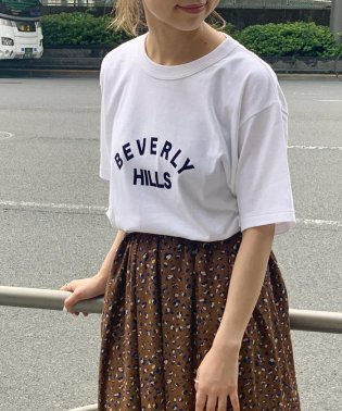 BEVERLY HILLS Tシャツ