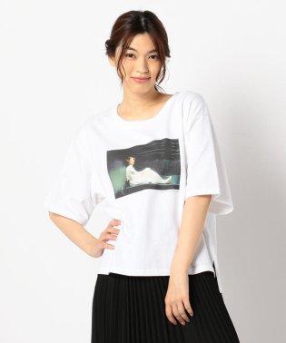 LEIA ink-jet Tシャツ