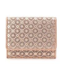 GIRASOLE(ジラソーレ) 薄型ミニ財布