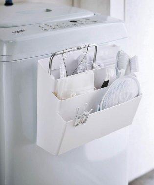 洗濯機マグネット収納ポケット 3段