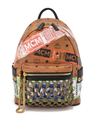 MCM/エムシーエム/Stark Flight Print BackPack Small
