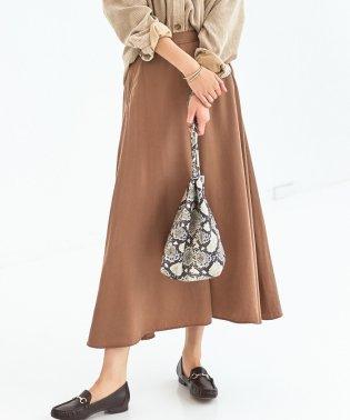 CS リヨセルツイル マーメイド フレア スカート