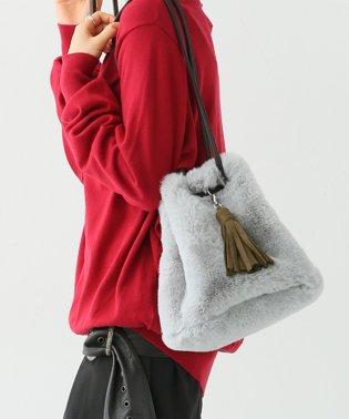 『n'Or2way巾着ファーバッグ』