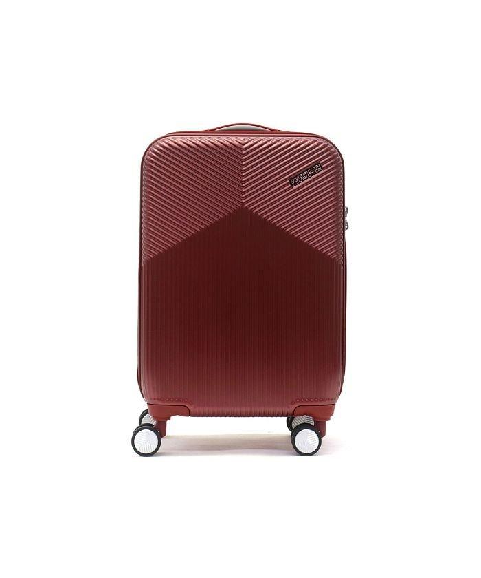 (AMERICAN TOURISTER/アメリカンツーリスター)サムソナイト アメリカンツーリスター スーツケース AMERICAN TOURISTER Air Ride Spinner 55 36.5L DL9−001/ユニセックス バーガンディ