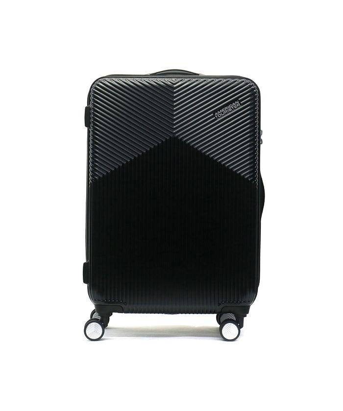 (AMERICAN TOURISTER/アメリカンツーリスター)サムソナイト アメリカンツーリスター スーツケース AMERICAN TOURISTER Air Ride Spinner 66 55L DL9−005/ユニセックス ブラック