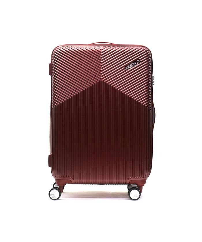 (AMERICAN TOURISTER/アメリカンツーリスター)サムソナイト アメリカンツーリスター スーツケース AMERICAN TOURISTER Air Ride Spinner 66 55L DL9−005/ユニセックス バーガンディ