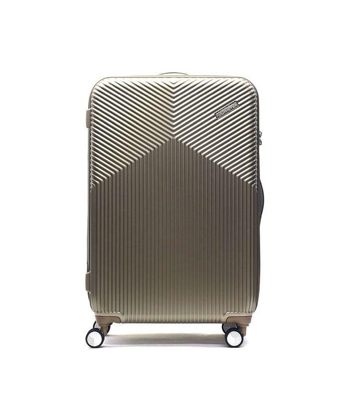 (AMERICAN TOURISTER/アメリカンツーリスター)サムソナイト アメリカンツーリスター スーツケース AMERICAN TOURISTER Air Ride Spinner 76 86L DL9−006/ユニセックス ゴールド
