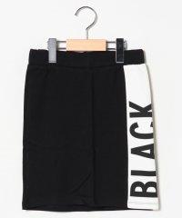 ジャージーサイドラインスカート