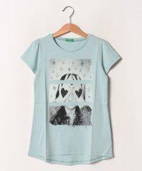 グリッターガール半袖Tシャツ・カットソー