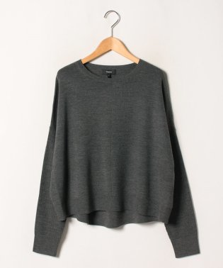 ニット REGAL WOOL MIX STITCH PO
