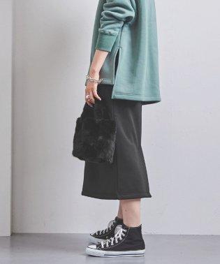<STYLE for LIVING> ウラケ ストレートライン スカート