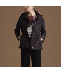 千鳥柄ジャカード織タフタ素材のジャケット