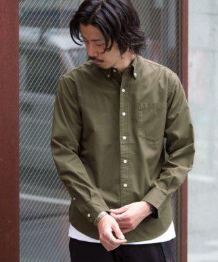 イージーケアボタンダウンオックスシャツ