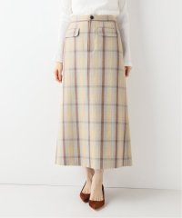 SLOBE IENA Fi.m ネップマーメイドスカート