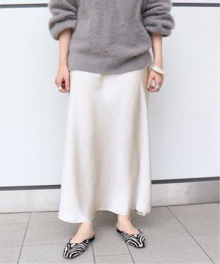 ヴィンテージサテン スカート◆