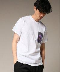 CHIBIFLOWER  BREAST PHOTO ショーツスリーブ Tシャツ