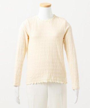 【140-150cm】シャーリング Tシャツ