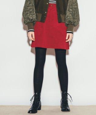WO05 JUPE コーデュロイスカート