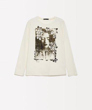 ガーリープリントTシャツ・カットソー
