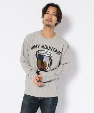 アーミーマウンテンスクール Tシャツ/ARMY MOUNTAIN SCHOOL T-SHIRT