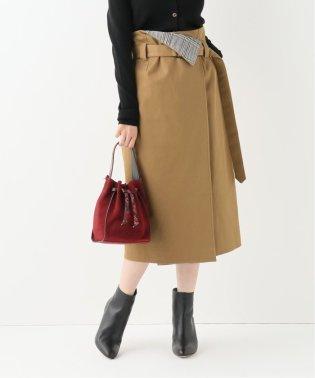 【TELA/テラ】  リバーシブルスカート