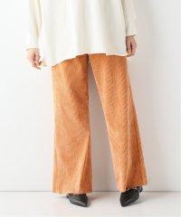 【KiiRA/キーラ】CORDUROY WIDE PANTS:パンツ