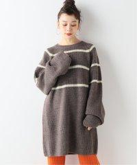 【NOMA t.d.】Big Stripe Sweater:セーター