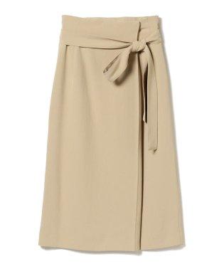 【洗える】Demi-Luxe BEAMS / ハイウエスト タイトスカート
