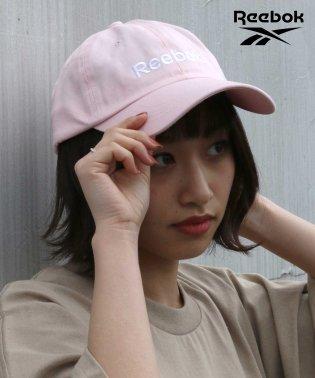 Reebok/リーボック ロゴ刺繍ローキャップ 帽子
