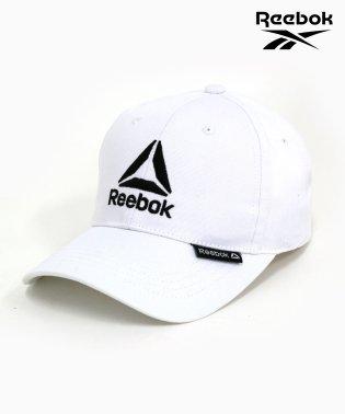 Reebok/リーボック デルタ刺繍ローキャップ 帽子